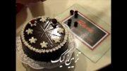 Roozmenu.com - آموزش تزئین کیک خامه ای با گاناش