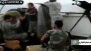لحظه درگیری نیروی دریایی ایران با دزدان دریایی