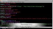 پکیجهای مناسب برای برنامه نویسی با سی پلاس پلاس در ایمکس ـ ۳