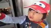 بچه شیرین زبون ایرانی(خدایش ایرانی نژاد برتره)