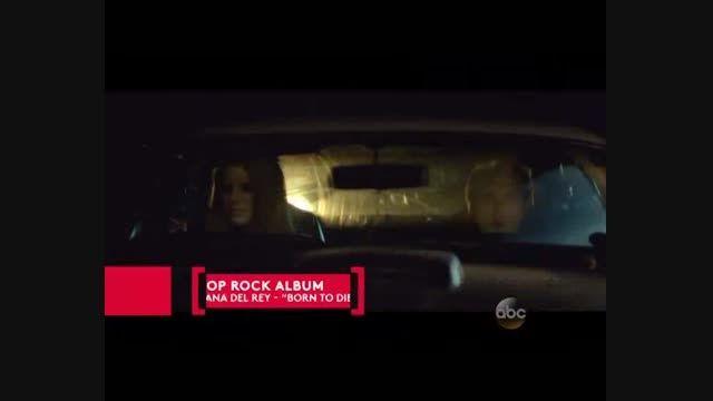 Bilboard Music Video Award 2014 (بهترین آلبوم راک)
