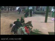 مراسم تعزیه غارت خیمه گاه (حسینیه تخماقلو) پارت4