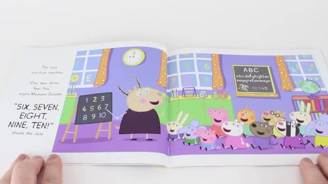کتاب داستان Peppa Pig and the BUSY DAY