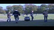 عمود پرواز با سرنشین