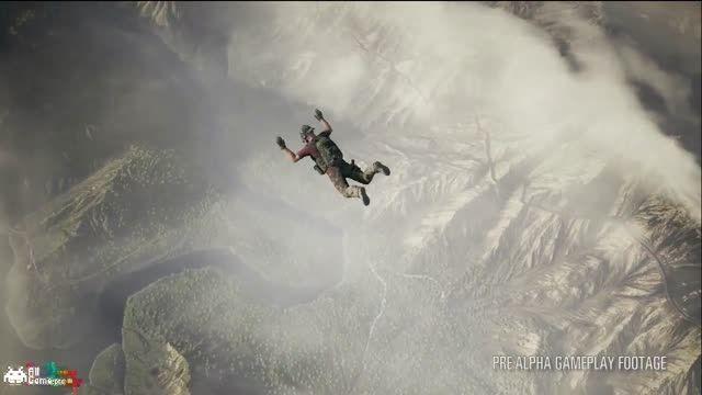 ٍE3: گیم پلی بازی Ghost Recon: Wildlands از سایت آل گیم