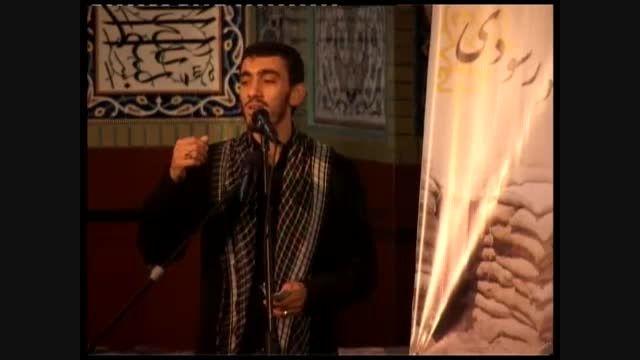 شب پنجم محرم 94- حاج مهدی رسولی- حسینیه اعظم زنجان