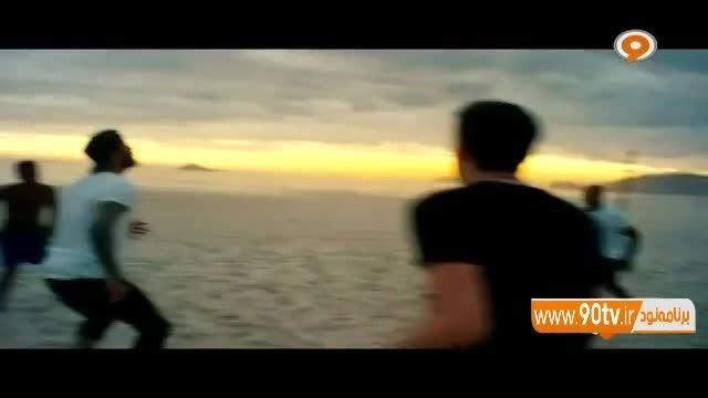 کلیپ تبلیغاتی دیوید بکهام در آمریکای جنوبی
