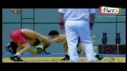 کشتی ایرانی ، مسابقات جام جهانی کشتی آزاد 1998 تهران ( غلامرضا محمدی )