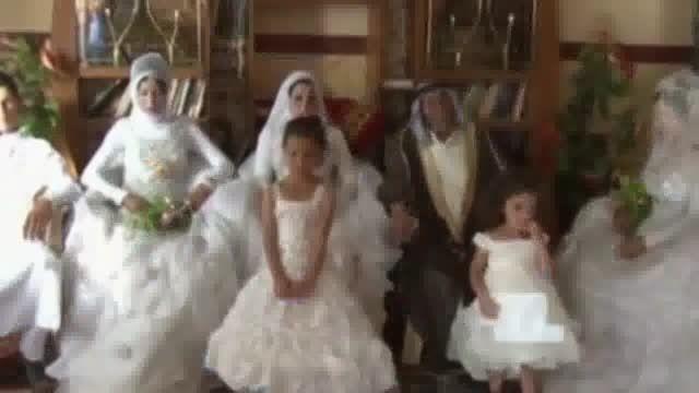 ازدواج مرد ۹۲ ساله و دختر ۲۲ ساله در عراق