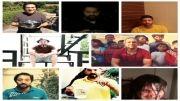 چالش سطل آب رضا عطاران ، مازیار فلاحی ، علی انصارایان و