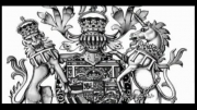 دجال و نشان سلطنتی بریتانیا