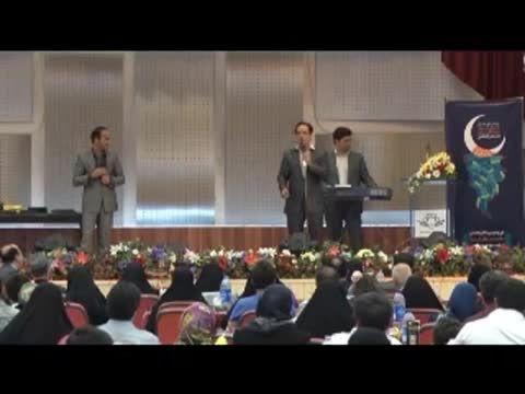 شومنی و کل کل خنده دار بهمن هاشمی - خیلی خنده دار