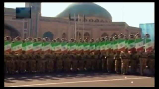 رهبر مقتدر ایران ولی امر مسلمین جهان