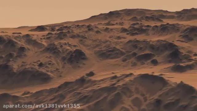 چرا مریخ درگذشت، و زمین زندگی می کند