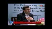 احمدی نژاد،الگوی برخورد با مخالفین!مسئولین ببینند!