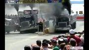 مسابقه دو کامیون هجده چرخ
