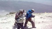 تپه گوگردی قله دماوند
