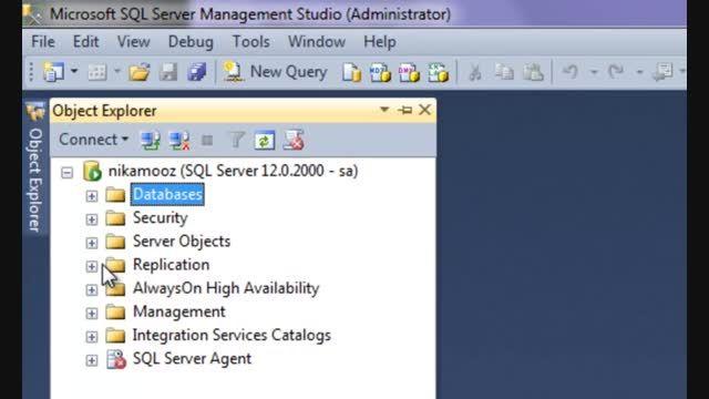 دوره آموزشی Hello SQL Server - جلسه دهم
