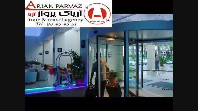 هتل های ترکیه-هتل kervansaray kundu antalya