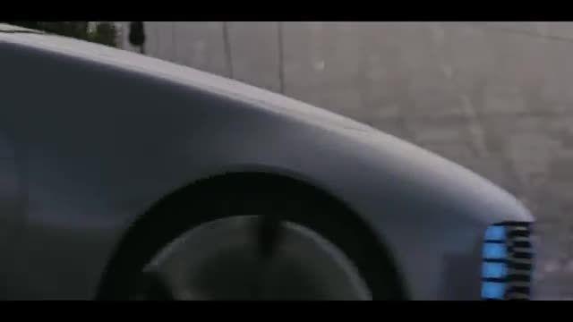 خودروی بدون راننده ی  مرسدس بنز (Mercedes-Benz F 015)