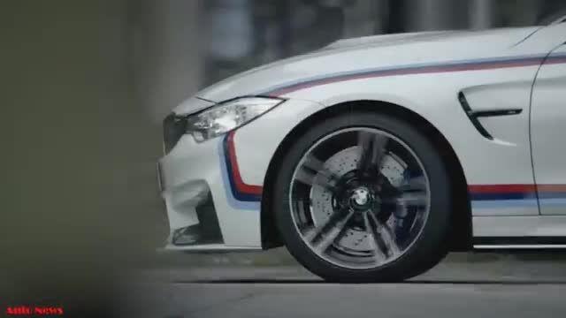 بررسی و تست رانندگی BMW M4 2016
