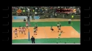 منتخب دیدار والیبال شهرداری اورمیه - باریج اسانس / (set 3,4)