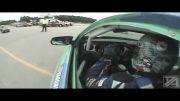 کلیپ دریفت - Vaughn Gittin Jr. at Road America for Drift Dem