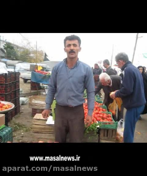 نظر سیب زمینی فروشان درباره دفن سیب زمینی در فارس