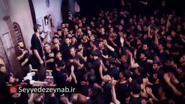 شب  دوم محرم94،با عشق تو غم چیز دیگریست،،محمد شعبانپور