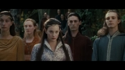The Lord Of The Rings (رهسپارى یاران حلقه)
