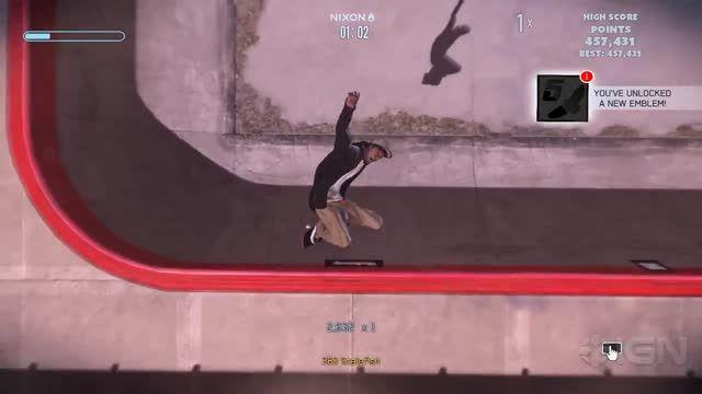 نقد و بررسی بازی Tony Hawks Pro Skater 5