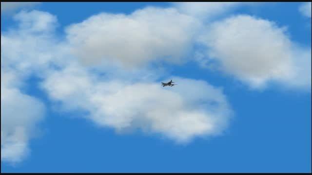 پیش نمایش شبیه ساز پرواز مدافعان آسمان(حماسه های جاوید)