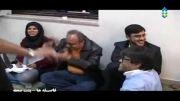 کتک زدن شاهرخ استخری توسط کارگردان(حسین سهیلی زاده)