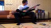 Guitar Solo - ابی آلبوم حس تنهایی آهنگ تسمیم
