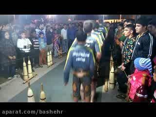 ورزش زورخانه ای غرفه فرهنگ پهلوانی درگرامیداشت روزبوشهر