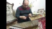 قصه عشق ( حمیرا ) اجرا با سنتور : علی نوری