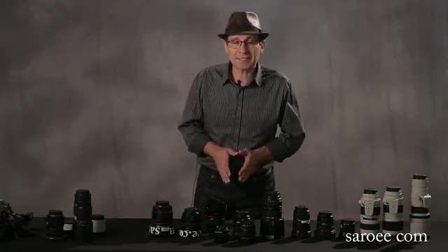 مبانی و کاربرد انواع لنز ها - کلیپ دوم
