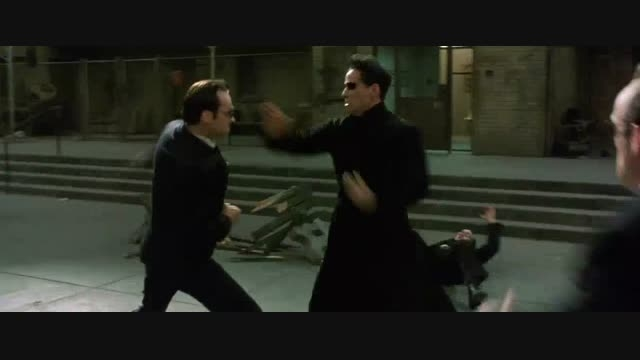 The Matrix Reloaded 2003