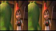 تریلر انیمیشن سه بعدی زیبای Gnomeo and Juliet
