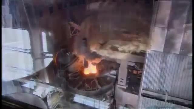 تولید ورق فولاد (صنایع فلزی)