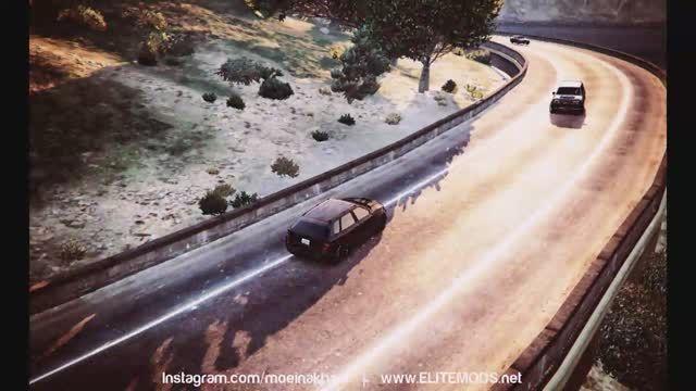 الیت مدز - موزیک ویدئوی محسن یگانه - GTA V