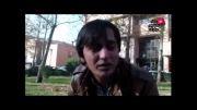 کلیپ روز دانشجو در دانشگاه شریف 1392-حاشیه ها-کلیپ دوم