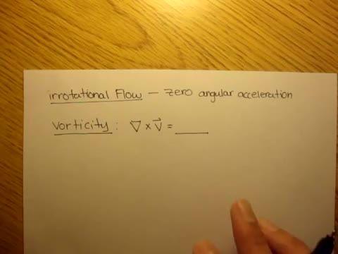 مکانیک سیالات - 16 - نرخ انبساط حجمی و ورتیسیته