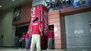 تبلیغ کوکا کولا