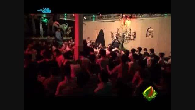 حاج مهدی اکبری -فاطمیه 94-زمینه-امیر لشگر من..