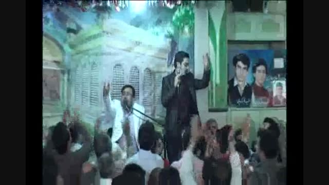 کربلایی علی ایماندوست-سرود امیر المومنین