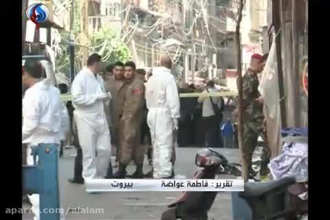 شبکه عاملان انفجار تروریستی بیروت بازداشت شدند