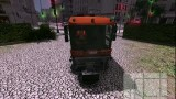 تریلر بازی Street Cleaning Simulator