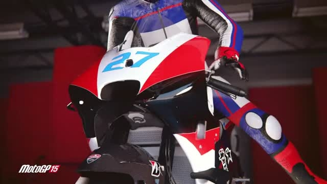 تریلر بازی هیجان انگیز MotoGP15