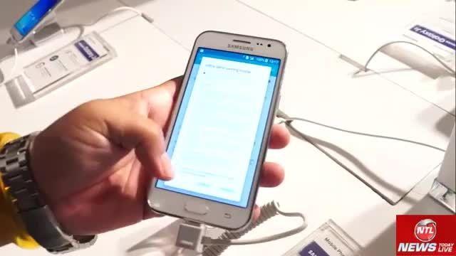 معرفی  گوشی جدید سامسونگ Samsung Galaxy J2 4G